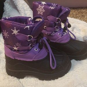 NWOT Toddler SNOW Boots